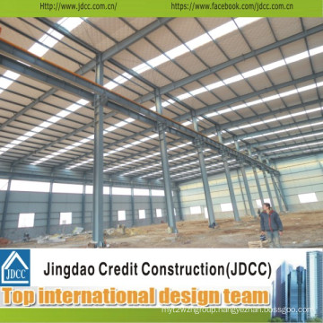 Professional and High Quality Structural Steel Warehouse Manufacturing Jdcc1040