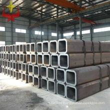 carbon square steel pipe/thin wall steel tube/welded pipe