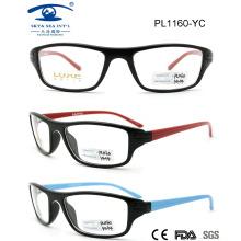 2015 China Großhandel kann maßgeschneiderte Kunststoff optische Glas (PL1160)