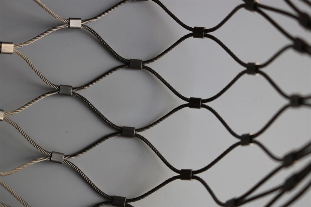 X-Tend Stainless Steel Balustrade Cable Net