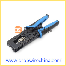 RG59 & F Connector Crimping Tool Alicate modular