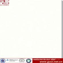 Revestimiento de suelo de porcelana pulido antideslizante Super White