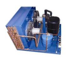 Unidade condensadora a ar de EL