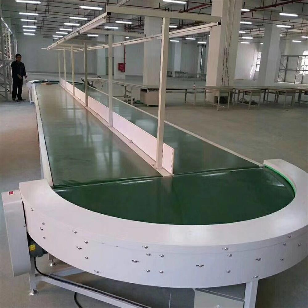 Curve Conveyor Systems
