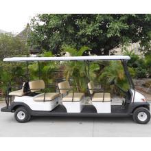 11 Seater Elektrischer Flughafen-Shuttle Bus Auto