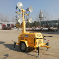 400W*4 7m Mobile Led Light Tower (FZMT-1000B)