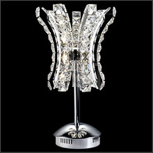 led modern crystal table decorative light