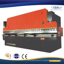 Máquina de doblado de carta de canal