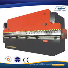 Máquina de dobra de carta de canal