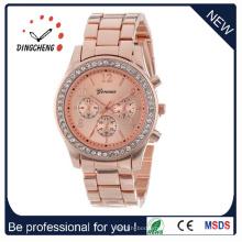 Современный горячая распродажа Женева часы нейлон (ДК-314)