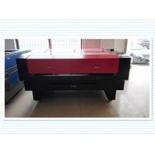 Máquina de corte por láser para corte de tela, material de zapatos