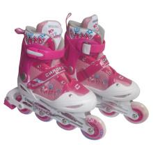 Roller Skate Pink Carton Inline Skate