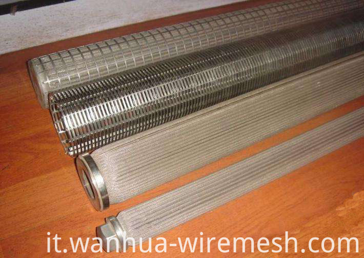 wine filtering wire mesh equipment (1)