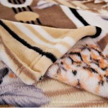 Сплошной Цвет Ватки Одеяло