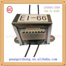 Transformador de potência de alta qualidade RoHS CQC ei 66