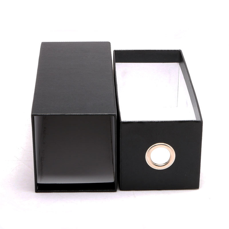 Matte Black Drawer Gift Box