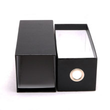 Matte Black Sliding Gift Box for Sunglasses
