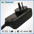 24Watt / 24W Power Adapter mit Australien AC Pin für Mobile Device, Set-Top-Box, Drucker, ADSL, Audio & Video oder Haushaltsgerät