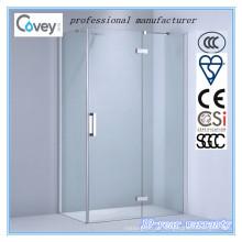 Cabine de duche / chuveiro de espessura de vidro de 8mm / 10mm (Kw06)