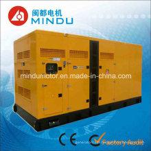 Fabriqué en Chine 200kw Type silencieux Cummin Générateur électrique