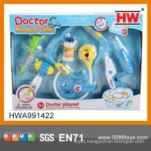 2015 Best selling children plastic toy doctor kit doctor play set