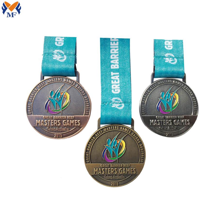 Custom Medal Set