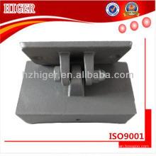 Interrupteur à pédale en aluminium sur mesure