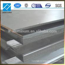 Hoja en aleación de aluminio 7075 T6