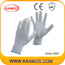 Anti-Static Nylon Knitted PU Coated Industrial Safety Work Gloves (54002)