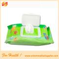 disposable Allergen-free  baby wet wipes