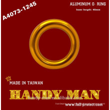 A4073-1245 Открытый Альпинизм Альпинизм ремешок для крепления алюминиевых среднего уплотнительное кольцо