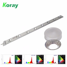 Hydroponics Grow Kit Ra80 Tissue Cultures Full Spectrum LED Grow Light Bar