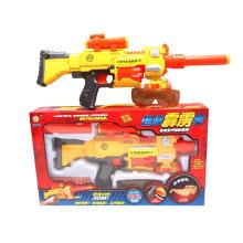 Pistola de bala blanda de plástico con batería (10217042)