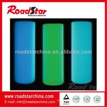 Acrylic type photoluminescent adhesive film