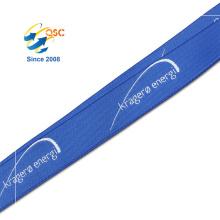 Lanyard mit Kunststoffschnalle Günstige Lanyard benutzerdefinierte Halsbügel günstig gedruckt