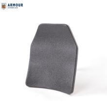 NIJIV uhmwpe ballistic bullet proof polyethylene armor plate ceramic