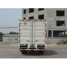 CLW 12000 Litros Dongfeng camión furgón para la venta, camión de carga