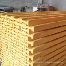 Brand new Rubber head timber wooden H20 Beam with high quality