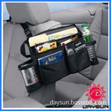 Car Interior Back Seat Tissue Organizer