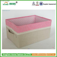 High Quality Collapsible Non-woven Storage Box Manufacturer/Supplier