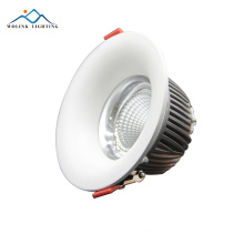 Économie d'énergie de prix usine ajuster l'angle 5w 7w 9w 10w led downlight dmx