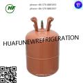 Gas de alta calidad del refrigerante 404a del cilindro de la repetición / non-rellenable para la venta