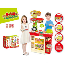 Super Western-Style Shop Kitchen Toys-Remote Control Play Set