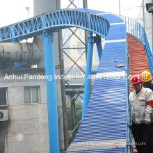 DIN/Cema/ASTM Standard Pipe Belt Conveyor