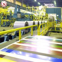 GI / aço galvanizado / PPGL bobina de aço pré-pintado (PPGI)