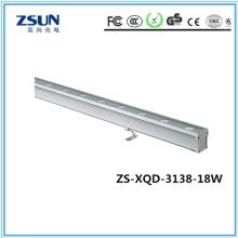 Im Freien lineare Wand-Waschmaschine DMX512 IP65 36W Stange RGB LED