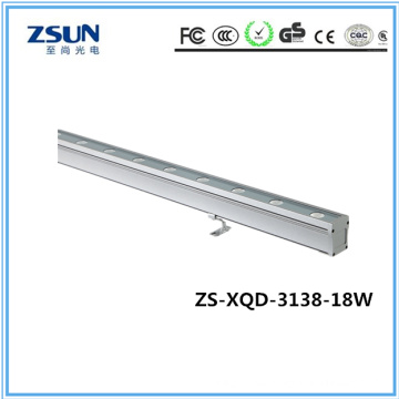Outdoor Linear DMX512 IP65 36W Bar RGB LED Wall Washer