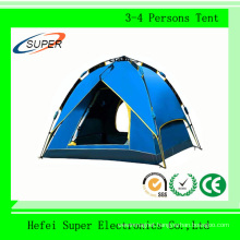 (230*210*140) Cm Double-Skin Beach Tent for 3 - 4 Persons