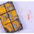 PU-Erh мини-ферментированный чай с ароматом цветок золотой хризантемы в подарочной коробке
