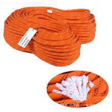 Cuerda del engranaje de la seguridad del anti-viento de la tienda de campaña, venta al por mayor.